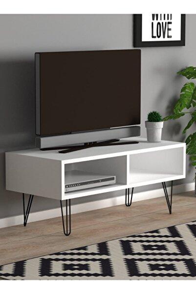 Monte Sehpa Fiona Tv Sehpası Beyaz