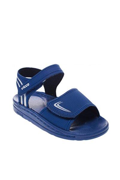 Vicco Saks Mavi Kız Çocuk Sandalet 211 332.Z.729B
