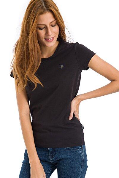 Galvanni Kadın Siyah T-Shirt - Glvsw11250161