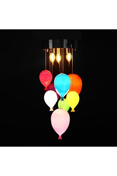 Hiper Yeni Balonlu 8'Li Tepsili
