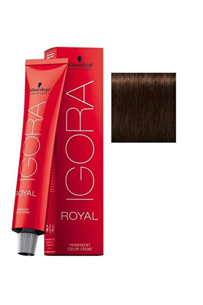 Igora Saç Boyası -Royal 4-6 Kahve-Çikolata 4045787206166