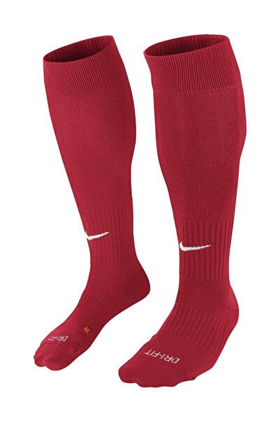 Nike Erkek Bordo   Çorap -  Classic II Cushion OTC Futbol Çorabı-Tozluğu - SX5728-648