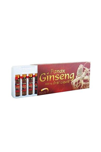 Sepe Natural Panax Ginseng 10x10 Oral Liquid
