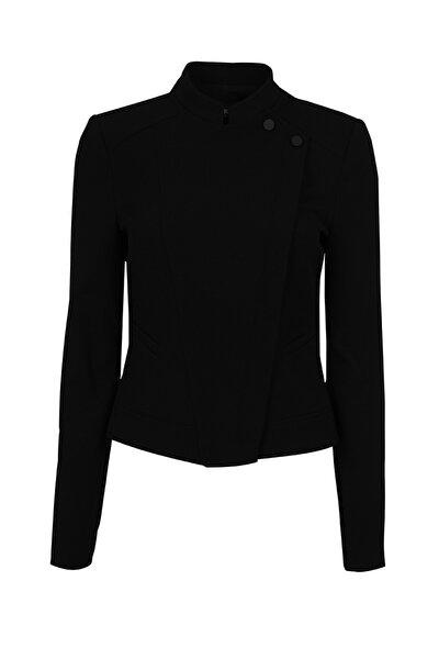 Armani Jeans Kadın Siyah Ceket