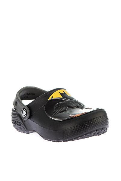 Crocs Kids Erkek Çocuk Siyah Batman Terlik 205020