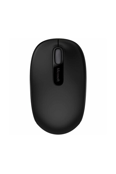 MICROSOFT Wireless Mobile 1850 Mouse - Siyah (U7Z-00003)