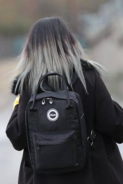 Fudela Kjm Black Backpack