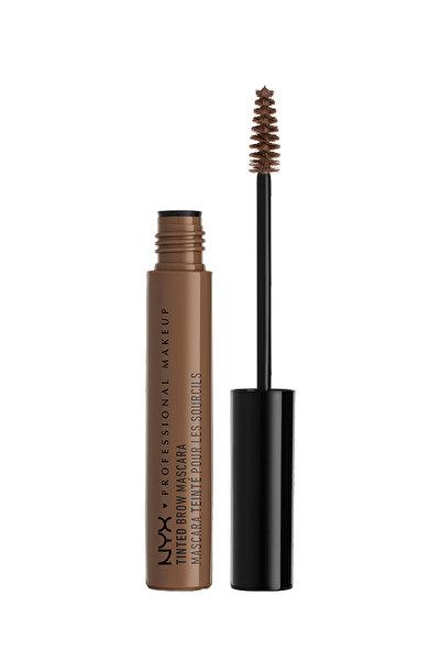 NYX Professional Makeup Kaş Maskarası - Tinted Brow Mascara Chocolate 800897832803