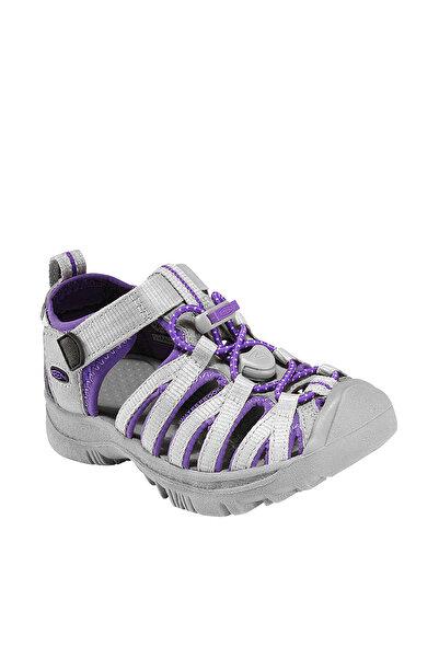 Keen Çocuk Sandalet - Gri/Mor - 1008540