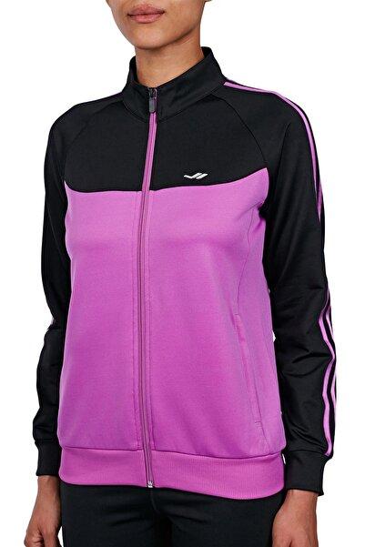 Lescon Kadın Mor Sweatshirt - 18NTBS002148