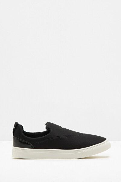 Koton Kadın Siyah Ayakkabı 7KAL21003AA