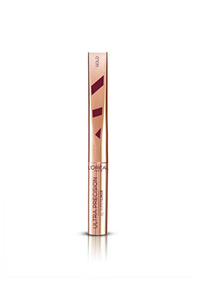 L'Oreal Paris Eyeliner - Merry Metals Superliner 03 Gold 3600523515752