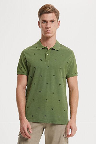 Lee Cooper Erkek Relax Pike Polo Yaka T-Shirt 192 LCM 242037