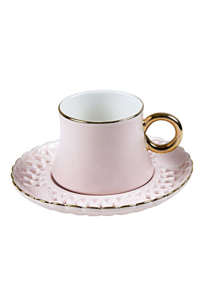 Pierre Cardin Spring Pink Kahve Fincan Seti