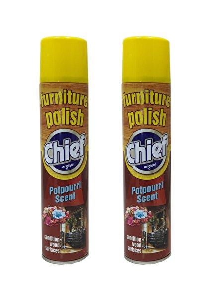 Chief Mobilya Cilası 300 ml 2 Adet