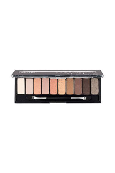 Flormar Eyeshadow Palette 001 Nude Far Paleti 10 gr