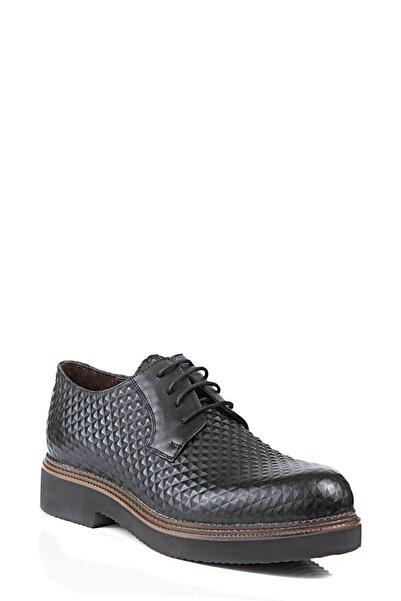 D'S Damat Siyah Klasik Ayakkabı-9HC091388815-001