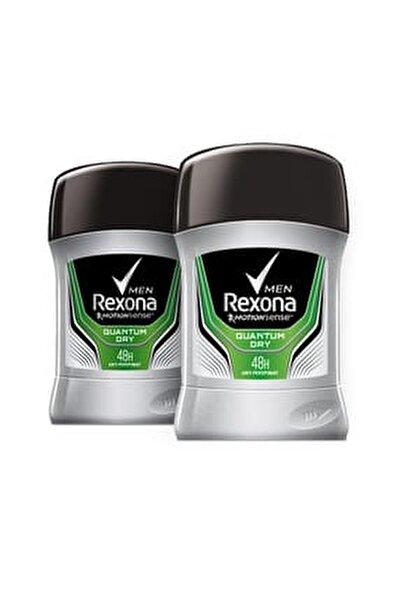 Erkek Deodorant Stick Quantum Dry 50 ml  x 2 Adet