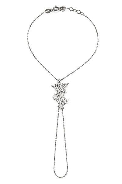 BENDİS Kadın Gümüş Yıldız Şahmeran C359