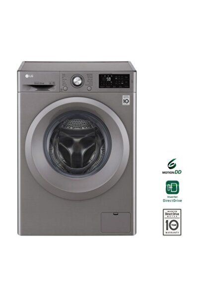 LG F2J5TNP7S A+++ 1200 Devir 8 kg Çamaşır Makinası