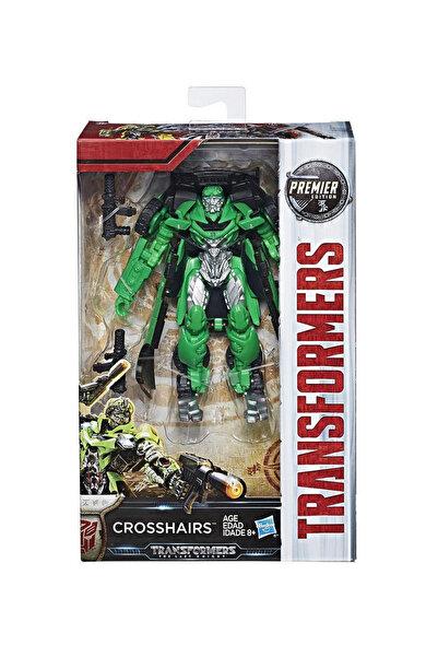 transformers 5 Hızlı Dönüşen Figür Crosshairs /