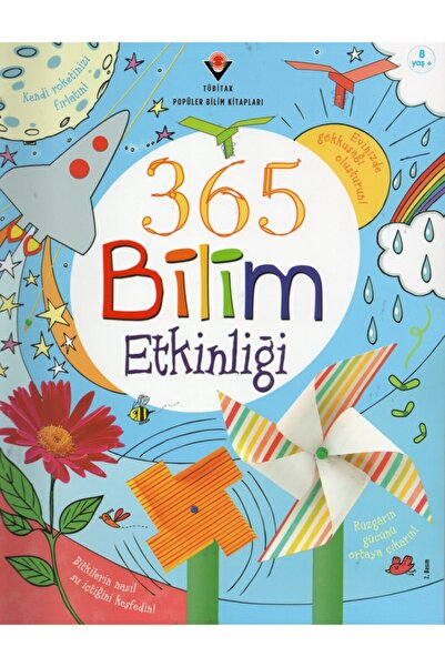 Tübitak Yayınları 365 Bilim Etkinliği