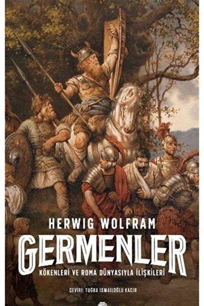 Kronik Kitap Germenler / Kökenleri Ve Roma Dünyasıyla Ilişkileri