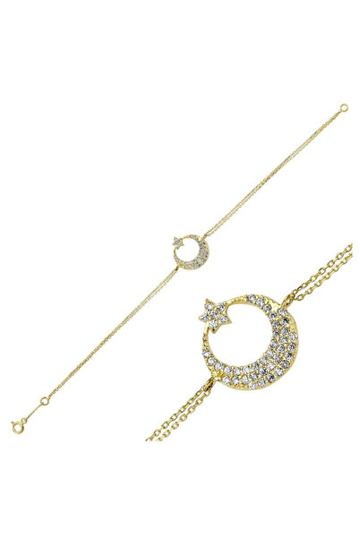 Altınbaş Kadın Altın Bileklik BLSV1871-24737