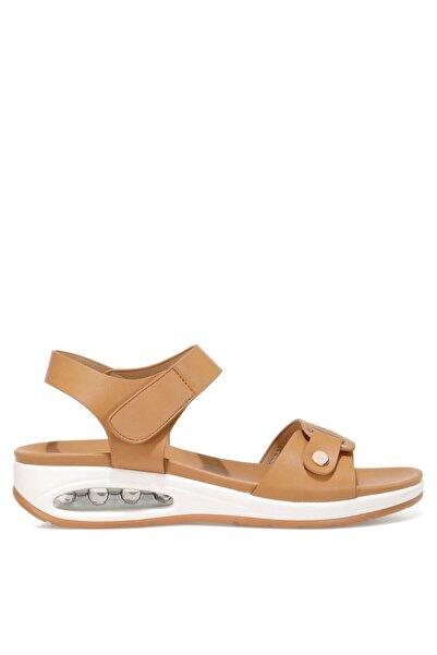 İnci Cherralla 1fx Taba Kadın Sandalet