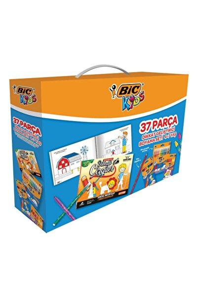 Bic Kids Geliştirici Boyama Seti 37 Parça