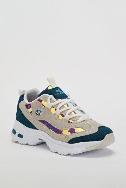 MUGGO Kadın Sneaker Ayakkabı Svt20