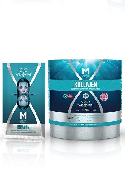 Zade Vital Marine Collagen + Hyaluronic Acid 28 Toz Saşe