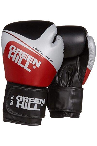 Green Hill Green Hıll Prıme Boks Kickboks Eldiveni 10 Oz Gri