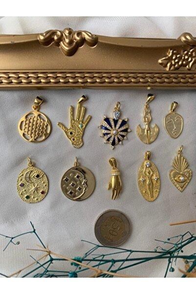 bvjewel 925 Ayar Gümüş Tasarım Kolye Ucu