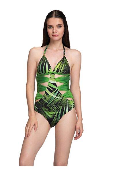 Dagi Kadın Yeşil Mayokini