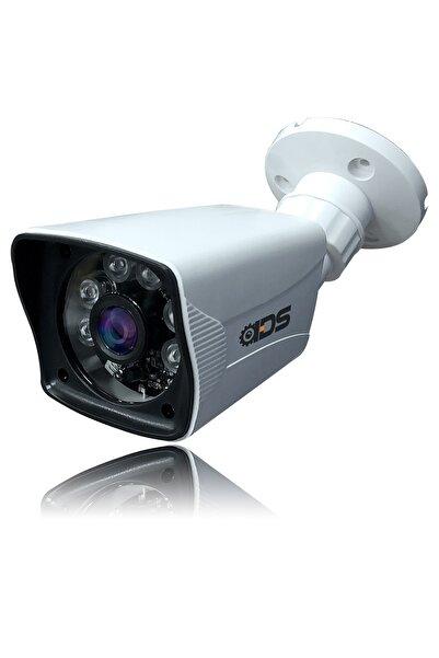 IDS 5mp Sony Lensli 1080p 6 Atom Led Gece Görüşlü Su Geçirmez Plastik Kasa Fullhd Güvenlik Kamerası