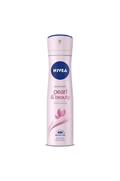 Nivea Nıvea Deo Sprey 150 ml Pearl&beauty Kadın