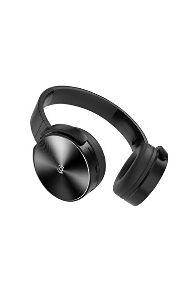 Polosmart Fs50 Let's Go Siyah Kablosuz Bluetooth 5.0 Kulaküstü Kulaklık