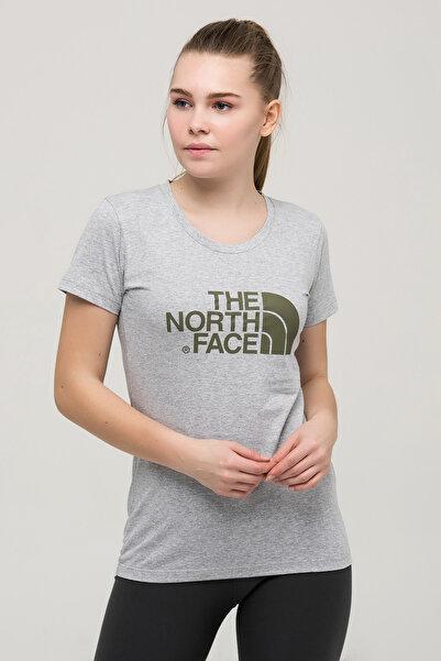THE NORTH FACE Easy Bayan T-Shirt Gri/Black