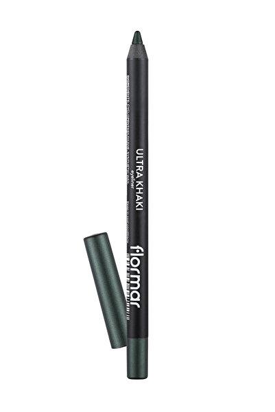 Flormar Haki Eyeliner - Ultra Eyeliner 020 Haki 8690604547241