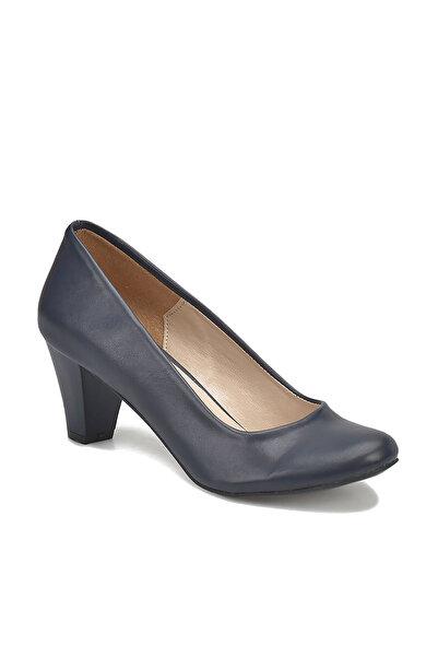 Miss F N16036-18S Lacivert Kadın Gova Ayakkabı 100316485