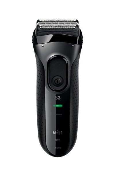 Braun 3 Serisi Tıraş Makinesi 3020S 4210201112358