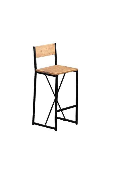 Weblonya Bar Sandalyesi Mutfak Sandalyesi Otel Cafe Sandalye 5145