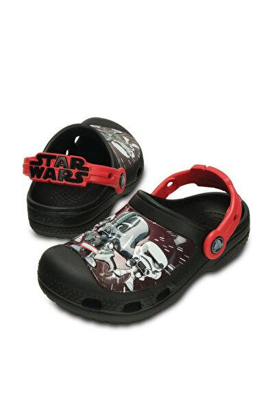 Crocs Kids Sıyah Erkek Çocuk Sandalet /
