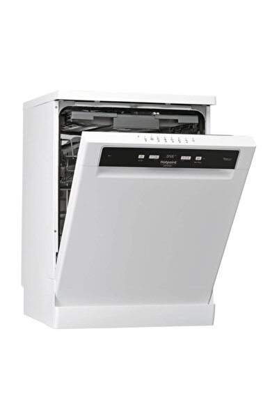 Hotpoint Ariston HFC 3C26 PF A++ Solo Beyaz Bulaşık Makinesi