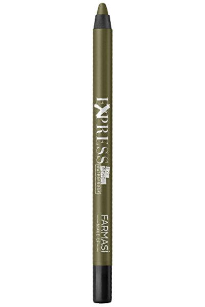 Farmasi Suya Dayanıklı Göz Kalemi Metalik Yeşil 8690131771256