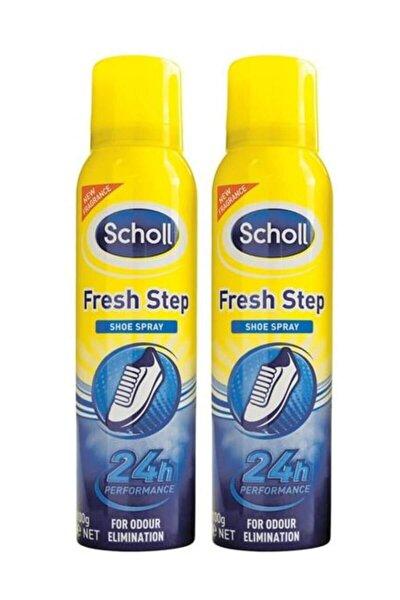 Scholl Koku Önleyici Ayakkabı Spreyi 2 li Avantaj Paketi
