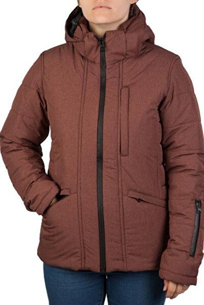 Exuma Kadın Kiremit Profesyonel Kayak Montu - 282101