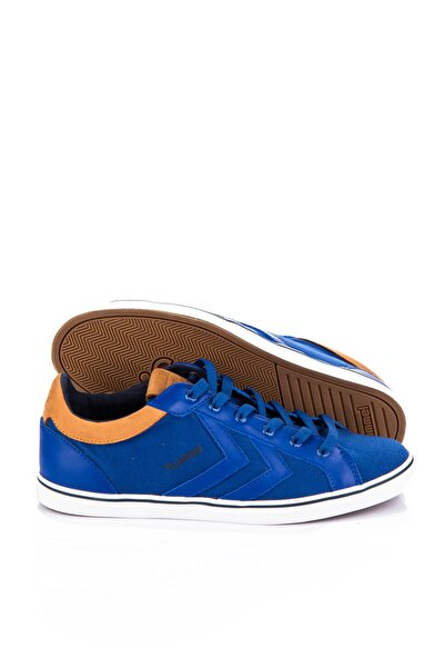 HUMMEL DEUCE COURT PREMIUM Mavi Erkek Sneaker 100261344