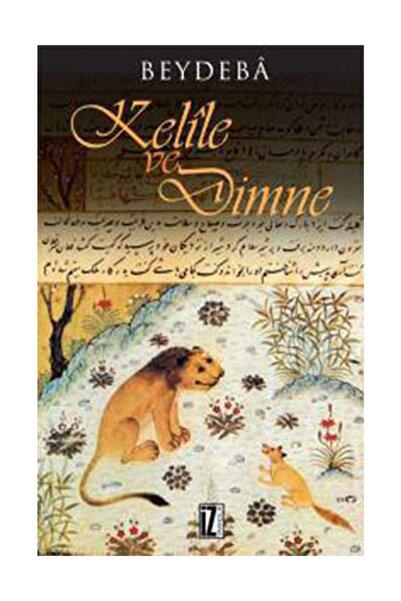 İz Yayıncılık Kelile ve Dimne - Beydeba 9789753555210
